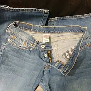 Lucky Brand blue jeans (Maggie Jean)